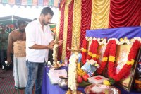 Iruttu-Arayil-Murattu-Kuthu-Movie-Launch-Stills-(18)