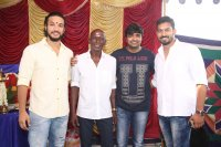 Iruttu-Arayil-Murattu-Kuthu-Movie-Launch-Stills-(9)