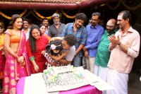 Lalitha-Shobi-Daughter-Ashvika-2nd-Birthday-Celebration-Stills-(15)