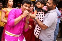 Lalitha-Shobi-Daughter-Ashvika-2nd-Birthday-Celebration-Stills-(18)