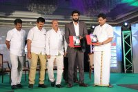 Rana-Daggubati-As-Brand-Ambassador-For-Ramraj-Cotton-Images-(2)