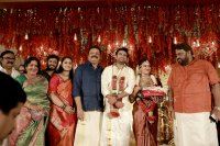Maniyan-pillai-raju-son-Marriage-photos-(3)