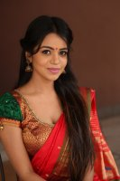 Bhavya-Sri-at-Silk-India-Expo-Stills-(14)
