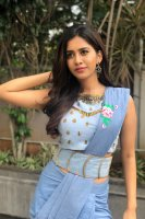 Nabha-Natesh-at-Adhe-Nuvvu-Adhe-Nenu-Launch-Stills-(5)