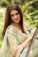 Sakshi-Chaudhary-at-Oollo-Pelliki-Kukkala-Hadavidi-Audio-Launch-Photos--(19)