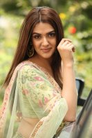 Sakshi-Chaudhary-at-Oollo-Pelliki-Kukkala-Hadavidi-Audio-Launch-Photos--(20)