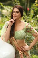 Sakshi-Chaudhary-at-Oollo-Pelliki-Kukkala-Hadavidi-Audio-Launch-Photos--(29)